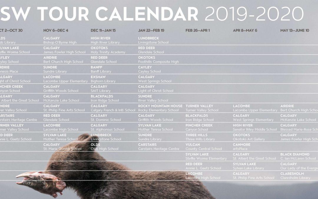TREX SW Exhibitions 2020 – 2021