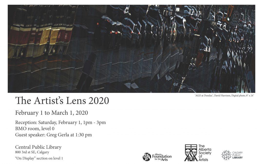 Artist's Lens 2020