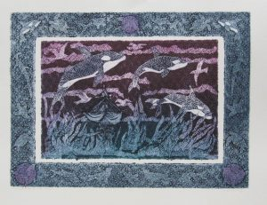 WORKSHOP  Printmaking with Carole Bondaroff
