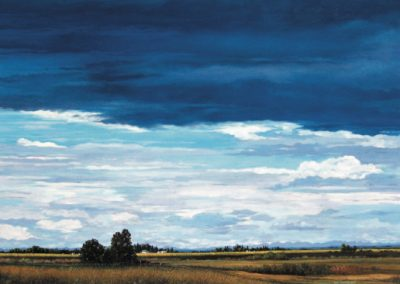 © Ken Samuelson After the Storm Oil on Canvas