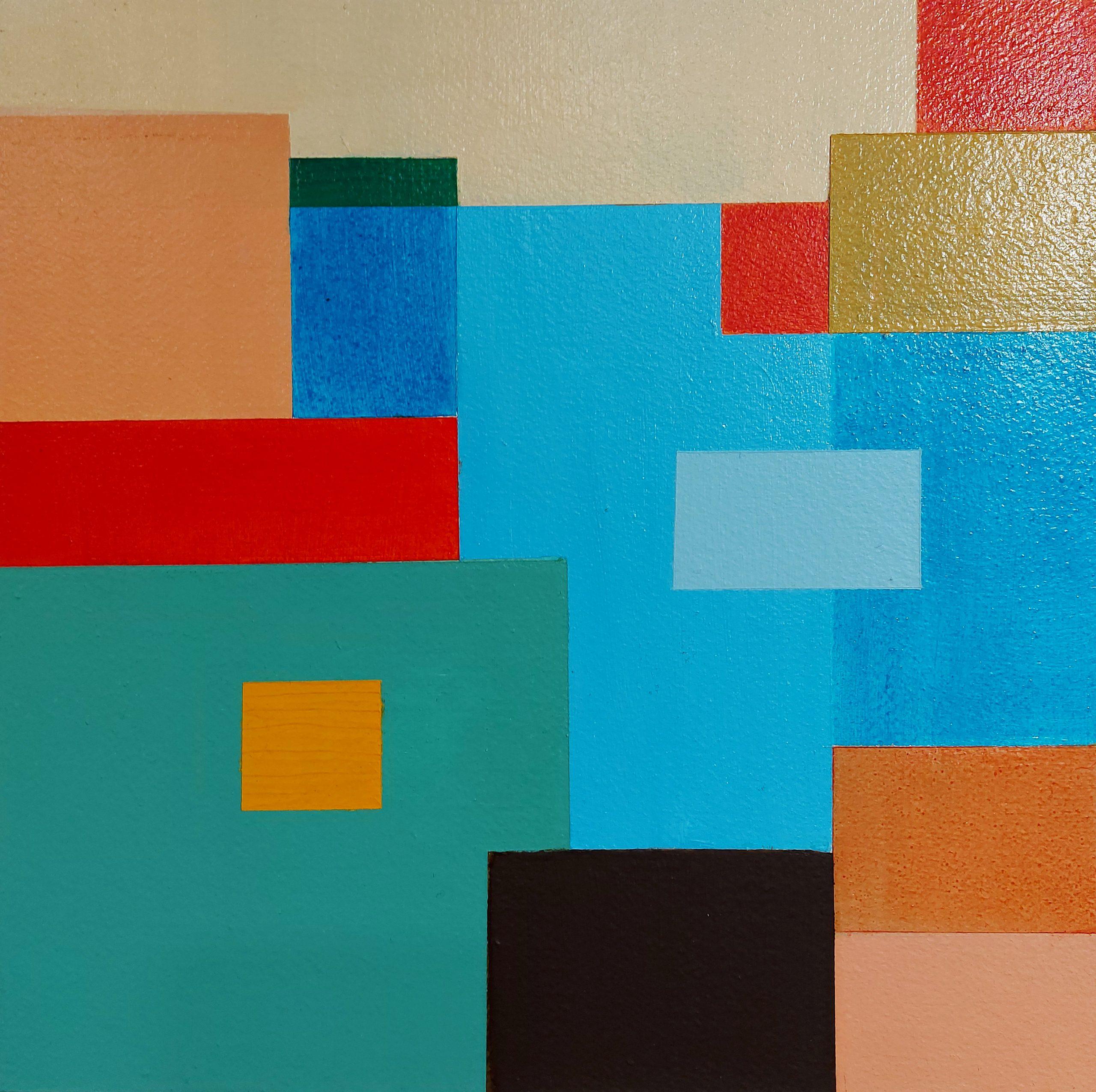 © Dawn Thrasher Colour Block